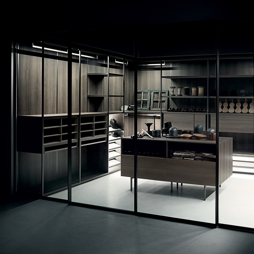 The Boffi Systems Come From Proven Craftsmanship